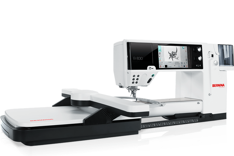 Picture: BERNINA 830