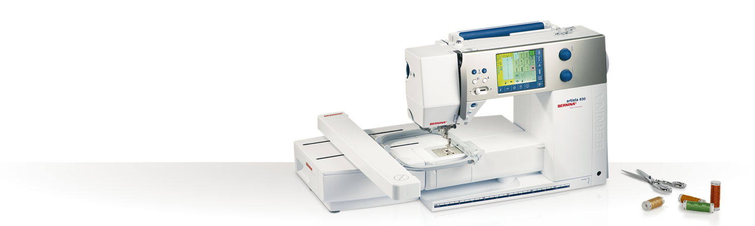 Picture: BERNINA artista 630