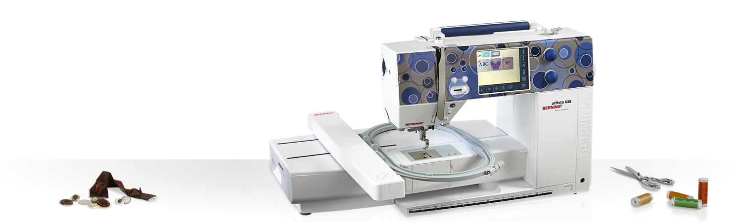 Picture: BERNINA artista 635 LE