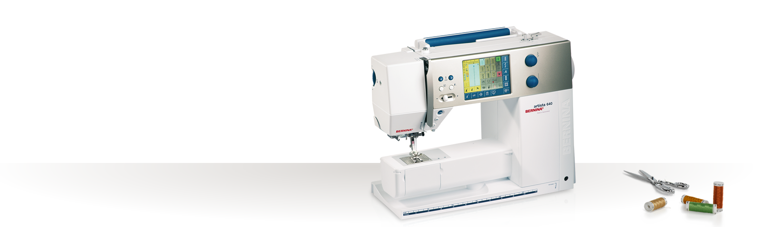 Picture: BERNINA artista 640