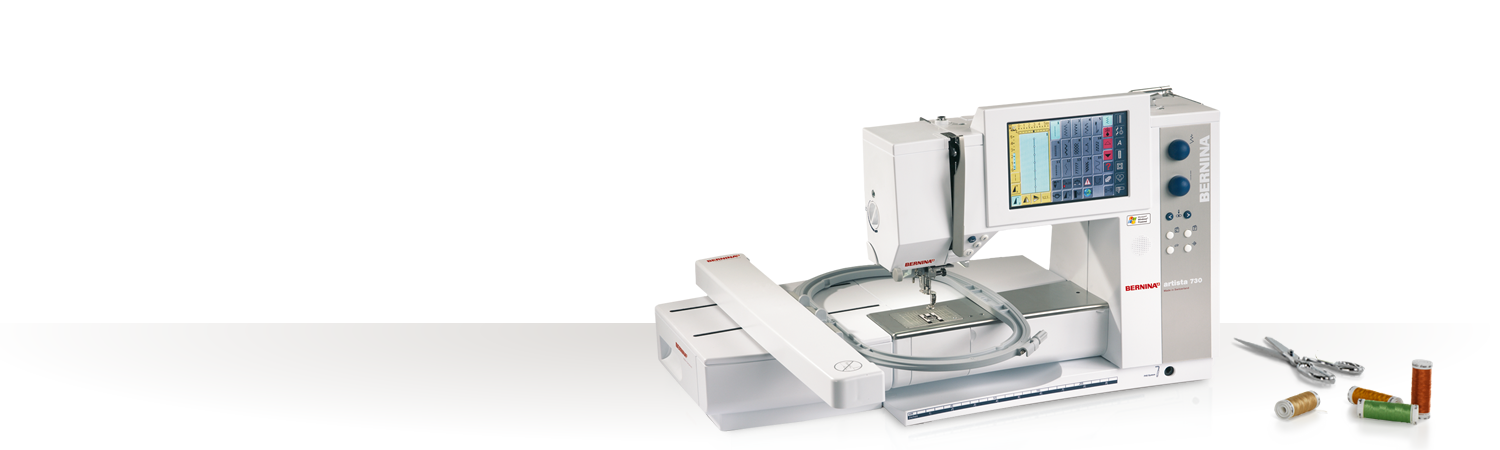 Picture: BERNINA artista 730