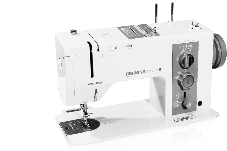 Bild: BERNINA 950 Industrial