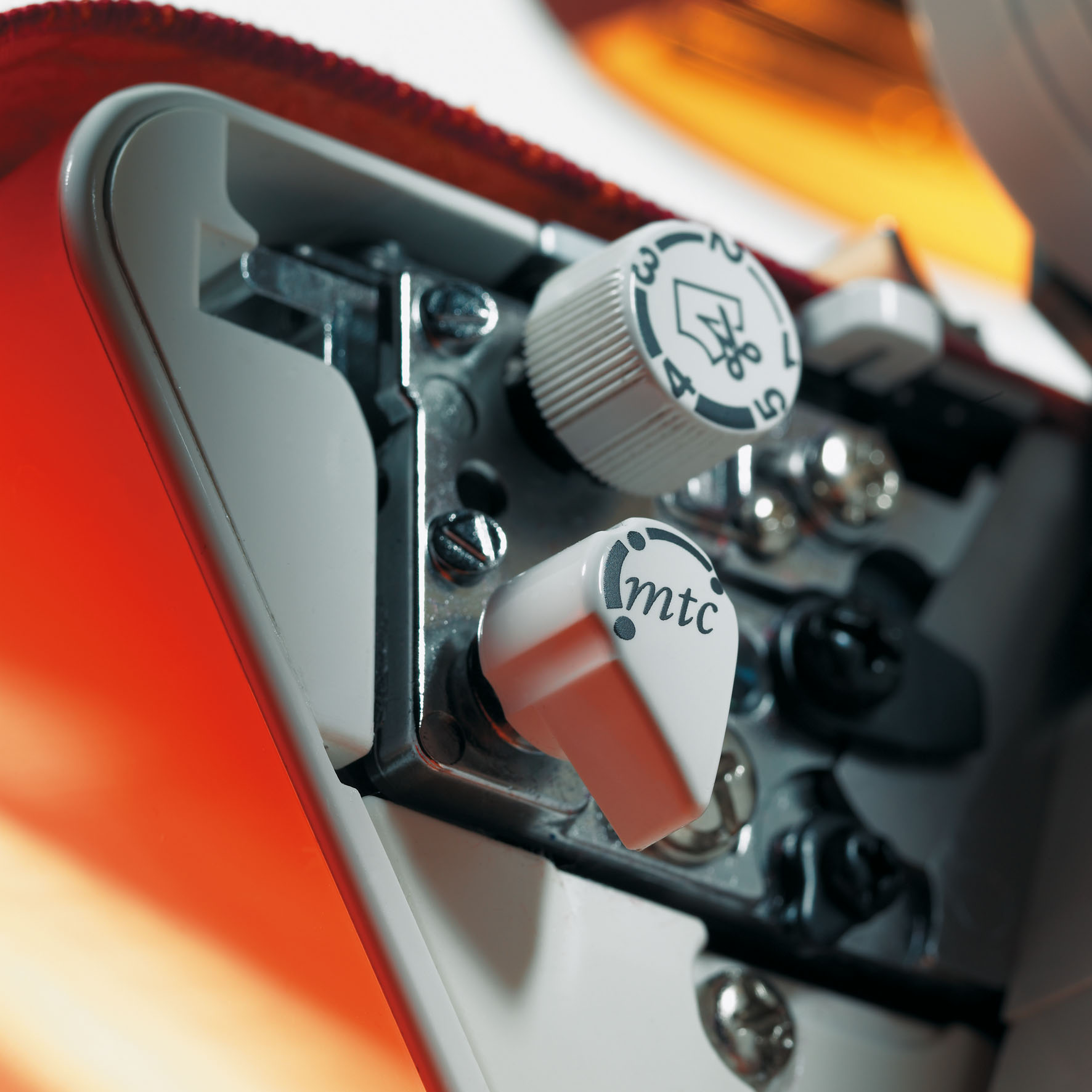 mtc system: Precise control of over-edge thread length