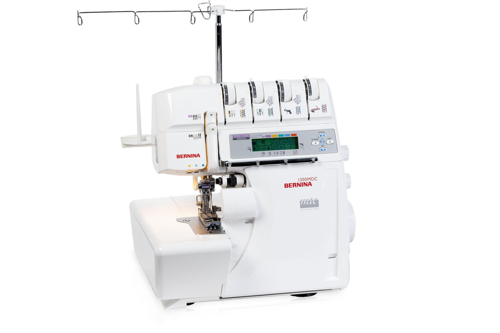 Overlock-/Coverstitch