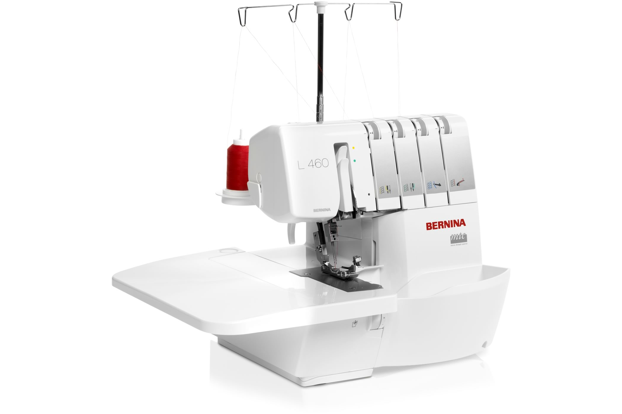 BERNINA Overlok makinesi