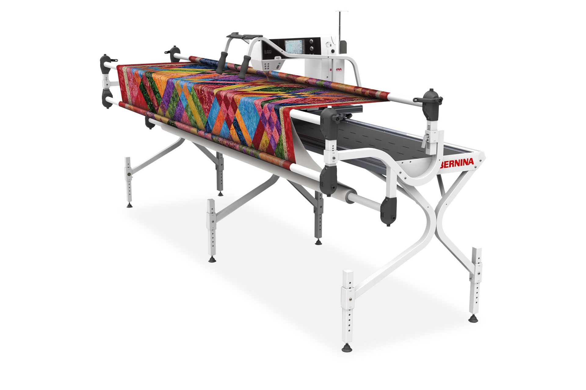 Bild: BERNINA QuiltMotion/ QuiltMotion Touch