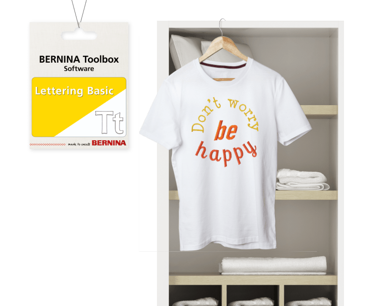 Bild: BERNINA Toolbox Lettering Basic