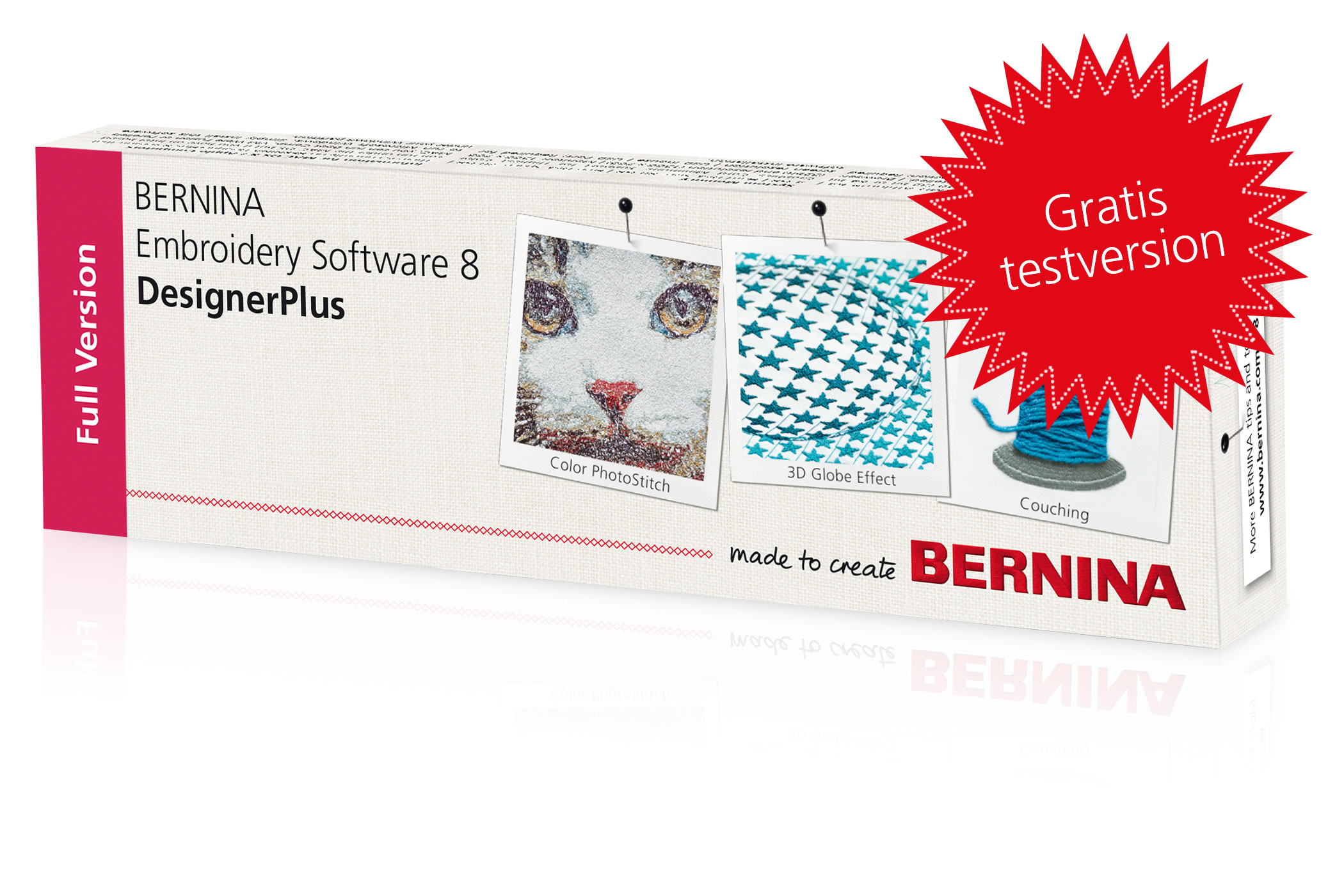 BERNINA broderisoftware