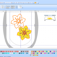 Create your own motifs using the software