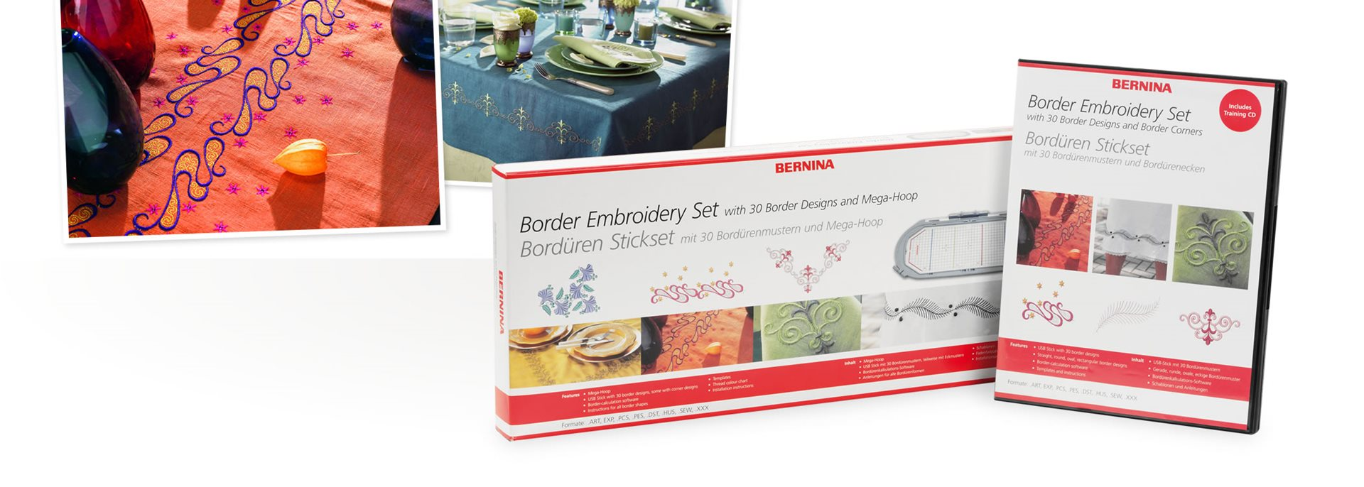 Picture: Border Embroidery Set