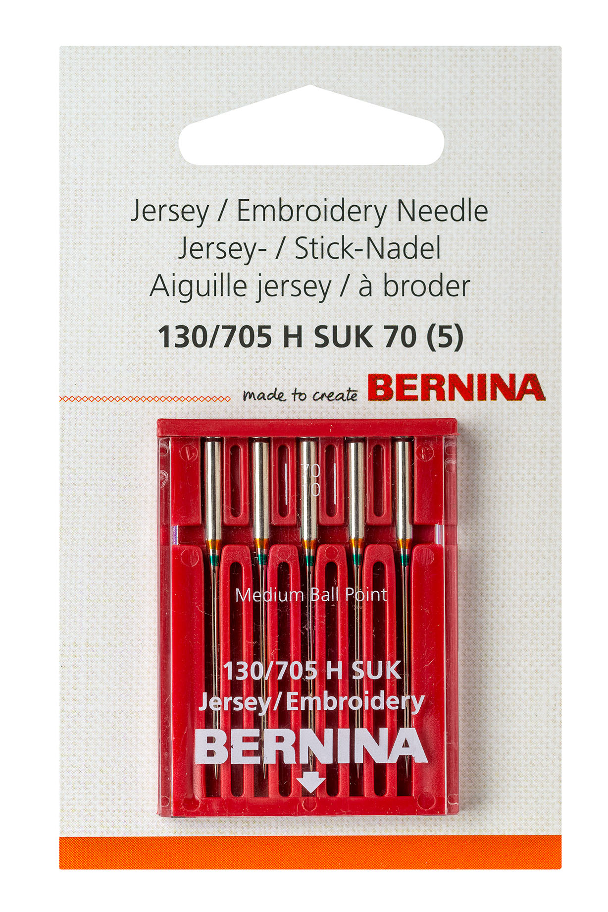 Jersey / embroidery needle