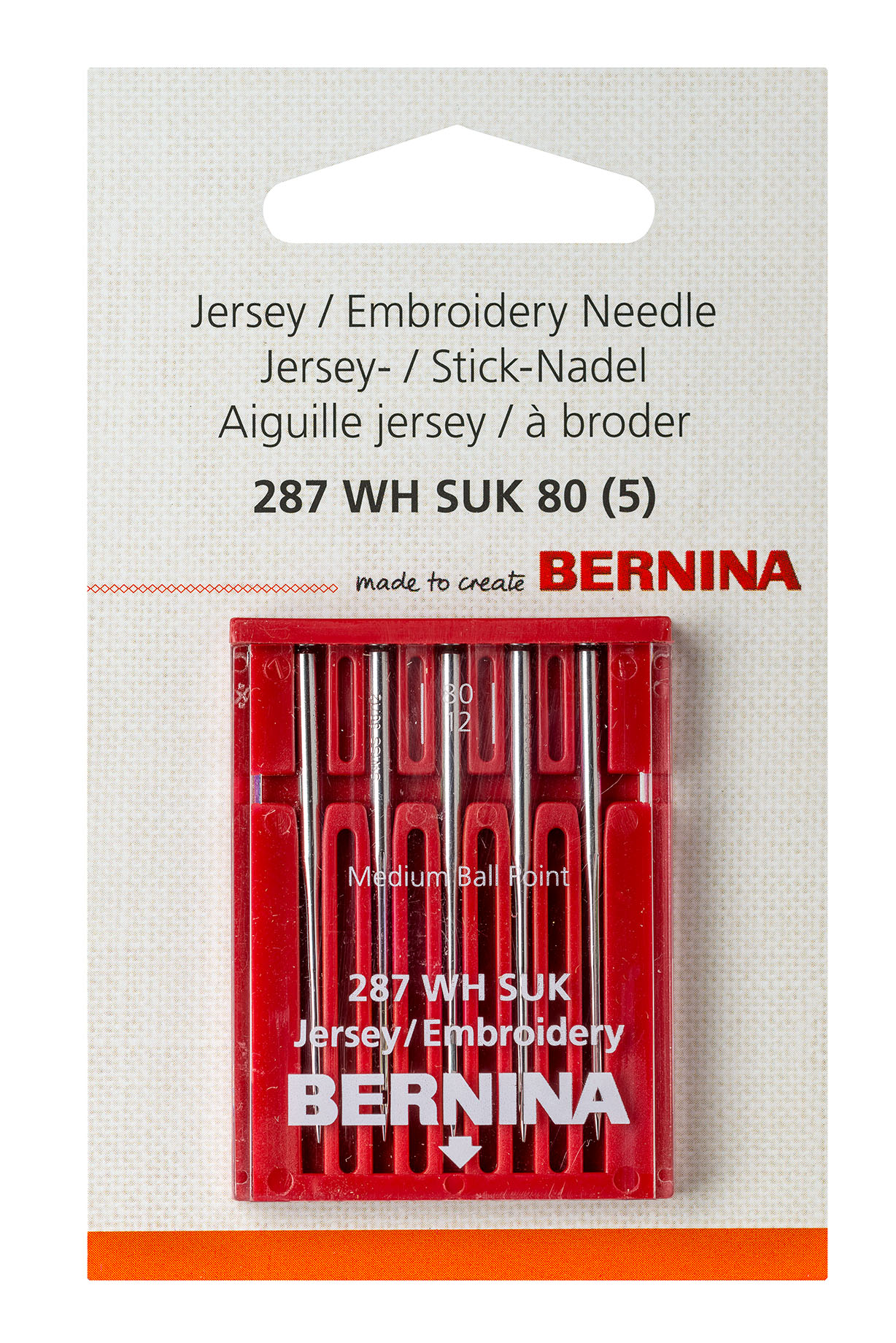 Jersey / Embroidery Needle (287)