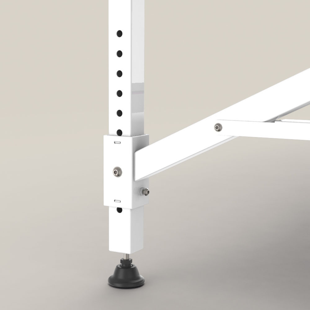 Locking Height Adjustable Legs