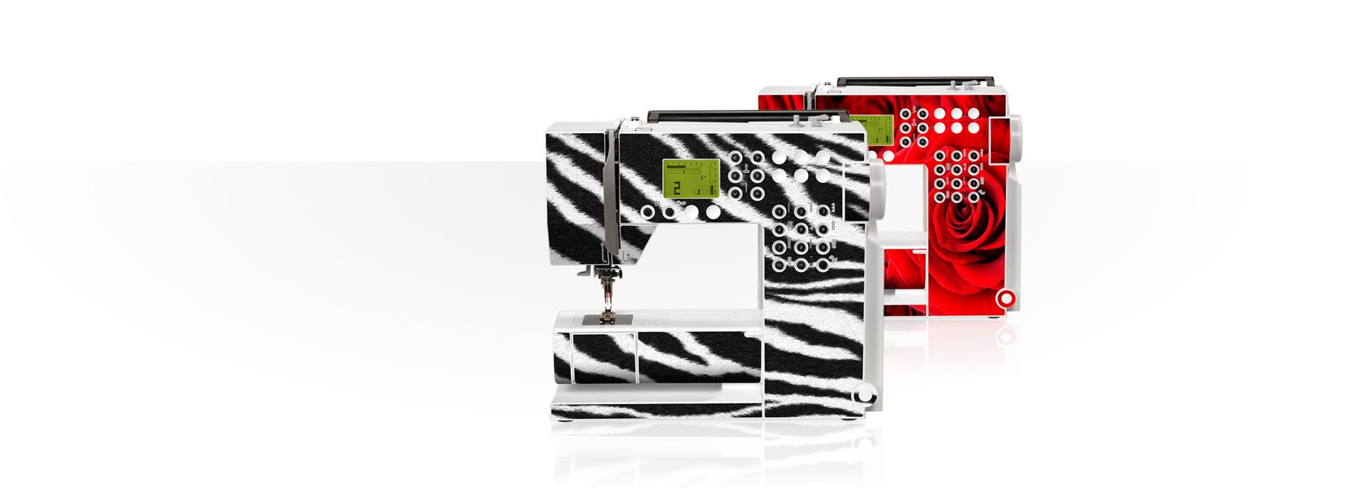 Picture: BERNINA DesignSkins®