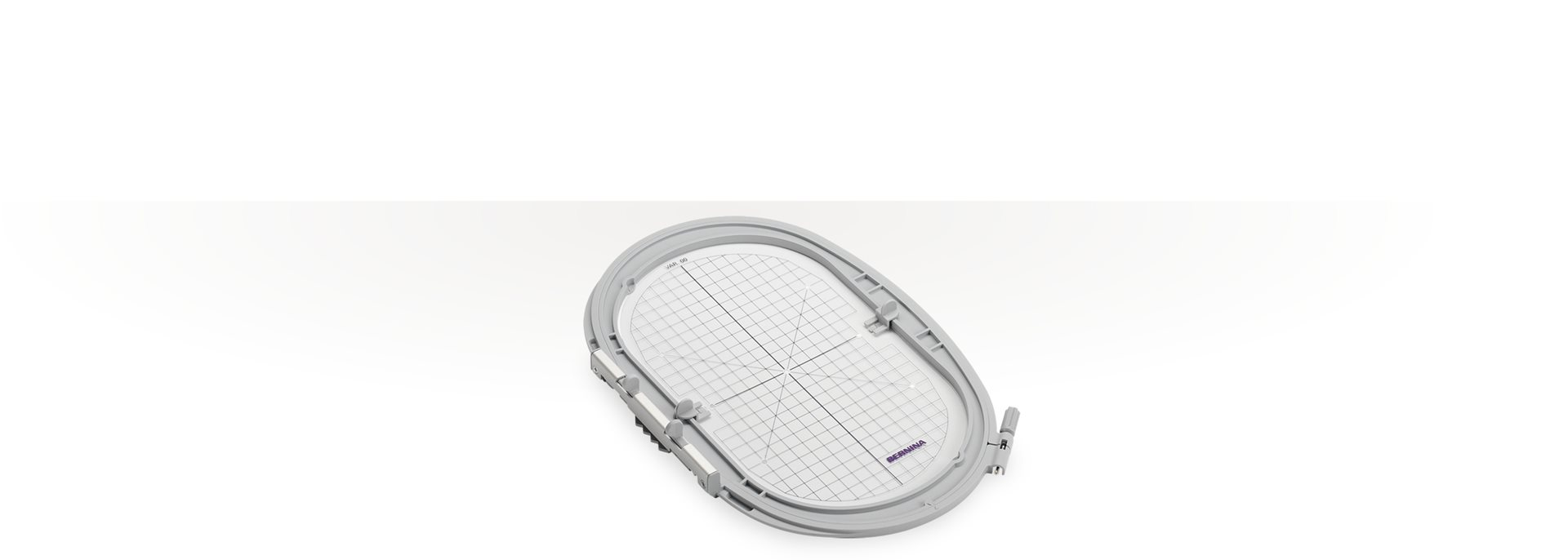 Picture: Large oval hoop