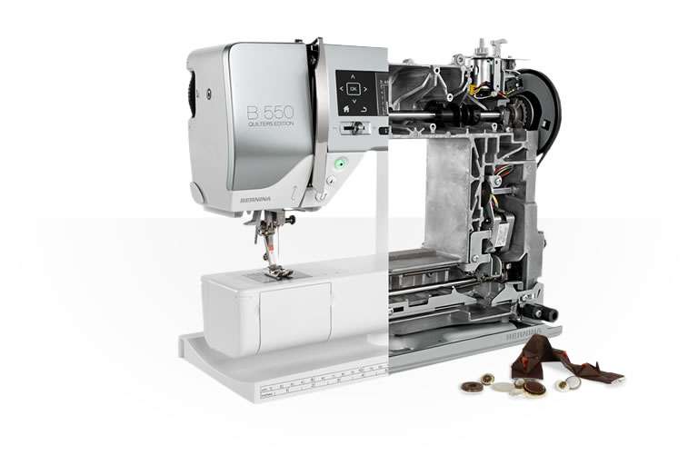 BERNINA - Quality to its core