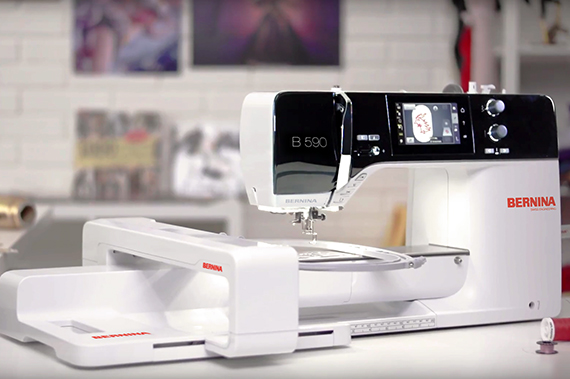 The year 2017: NEW BERNINA 5 Series