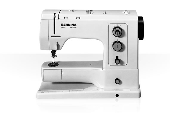 The year 1971: BERNINA pushes the pedal