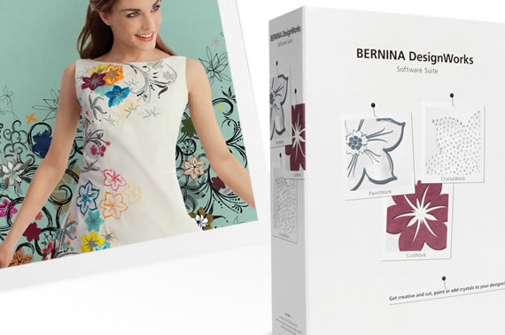 The year 2012: BERNINA DesignWorks Software Suite