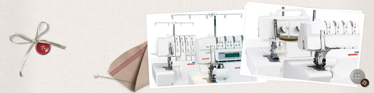Picture: BERNINA 800 DL