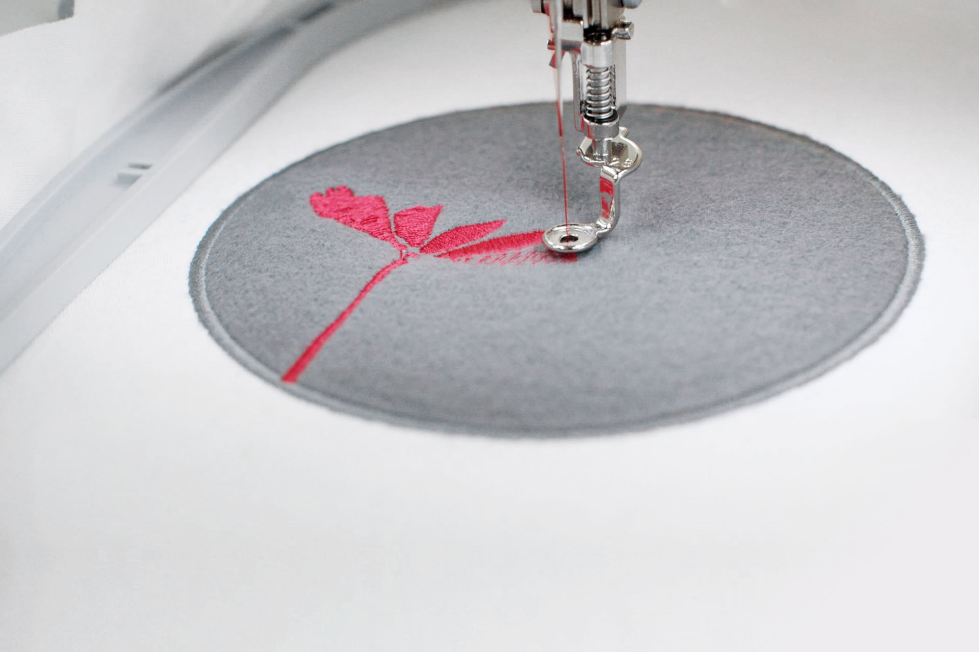 Embroidery software lessons