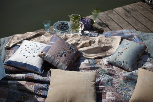 Blomsterquilt