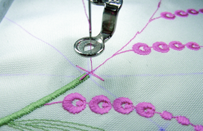 "Cours spécial ""Broderie"""