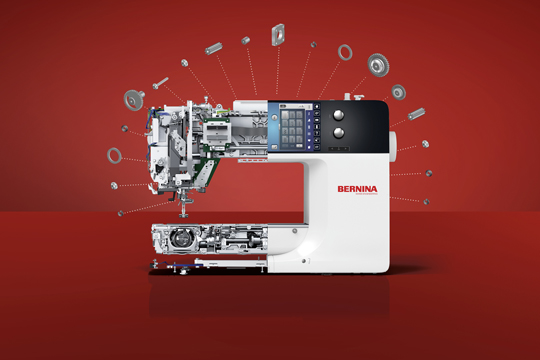 BERNINA Quiz
