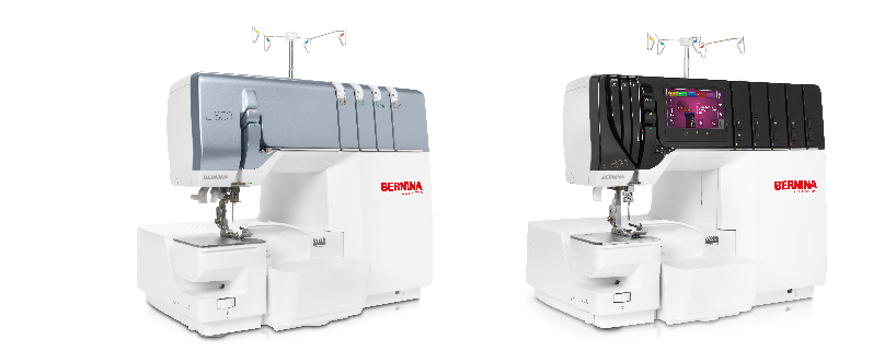 The year 2020: NEW BERNINA L 8 Series