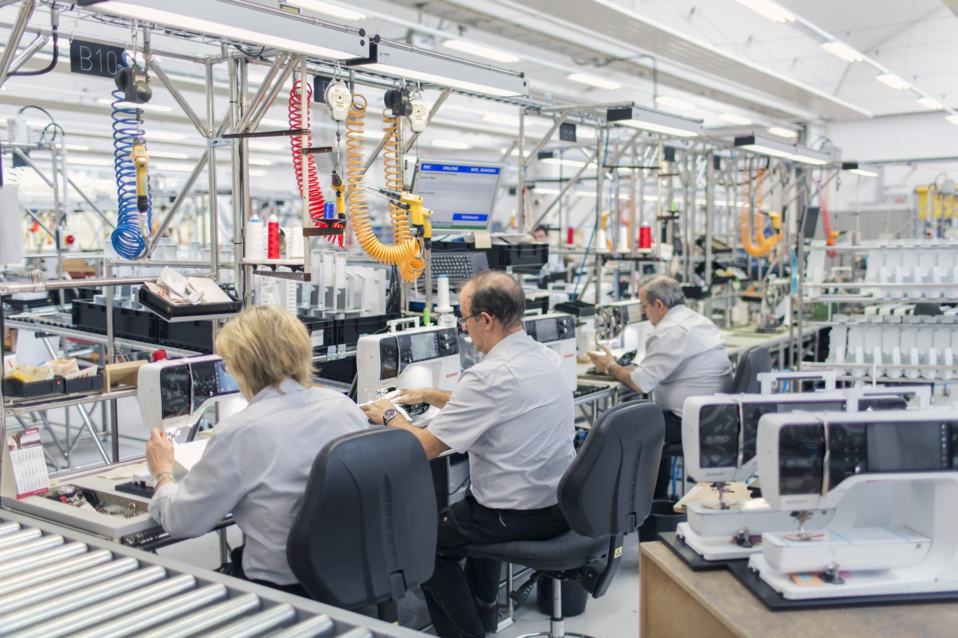 Picture: BERNINA Factories  2/9