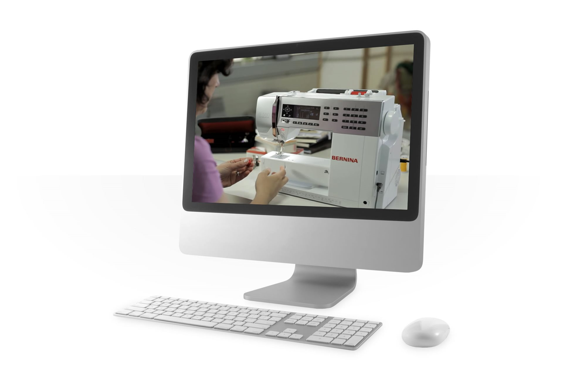 BERNINA Webinars – learn online in the comfort of your own home