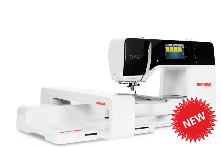 Picture: BERNINA 590