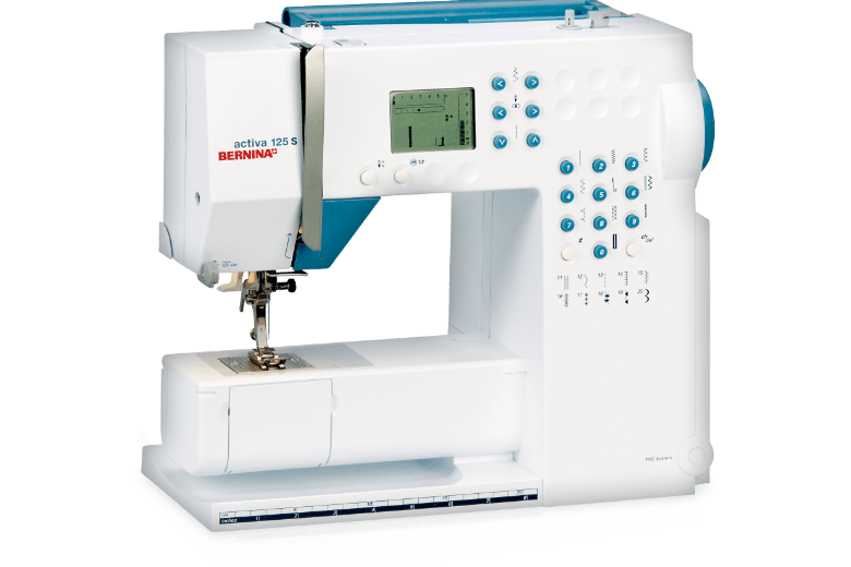 Picture: BERNINA activa 125