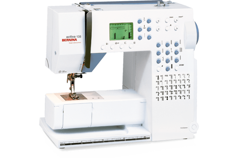 Picture: BERNINA activa 135