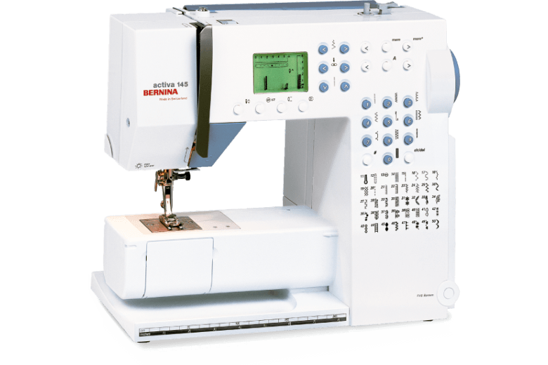 Picture: BERNINA activa 145