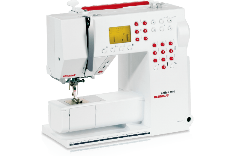 Picture: BERNINA activa 240