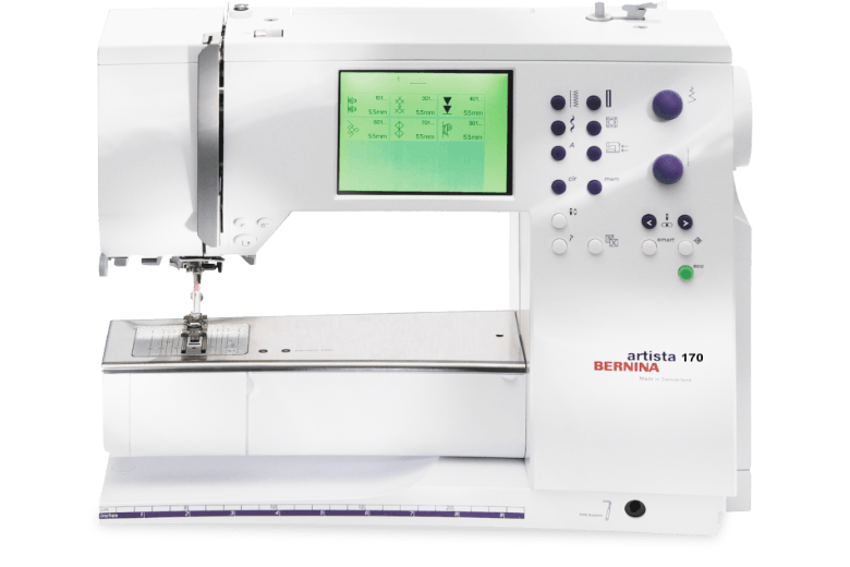 Picture: BERNINA artista 170
