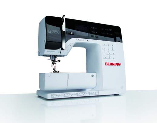 Picture: The new BERNINA 3 Series - the sewing machines conquers the catwalk  2/5