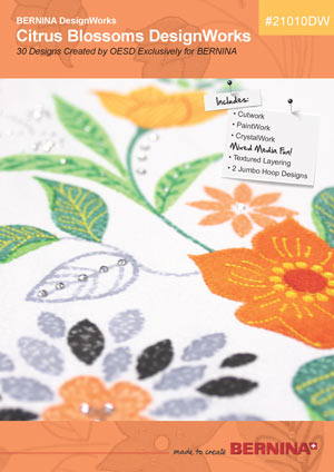 Citrus Blossoms – DesignWorks Collection 21010DW