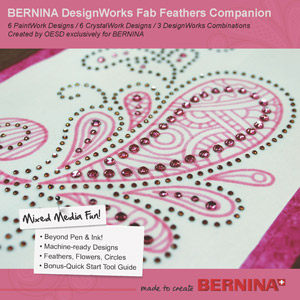Fab Feathers Companion – DesignWorks Collection 21008DW