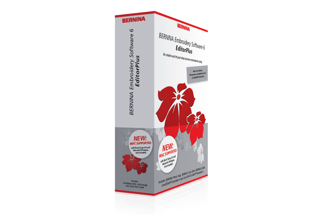 Embroidery Software Designer Plus Version 6