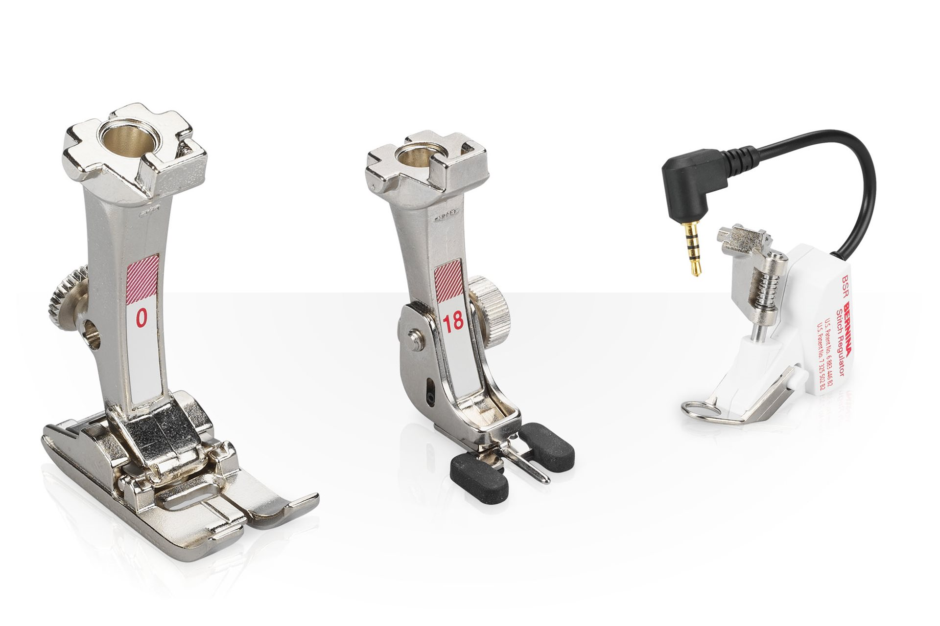 Presser feet for every occasion