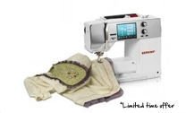 BERNINA 560 Introductory Offer Free Emb Module