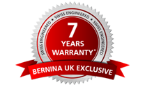 Exclusive 7 Year Warranty