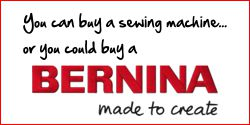 Picture: Buy A BERNINA