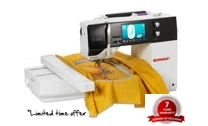 BERNINA 580 Special Offer Free Embroidery Module