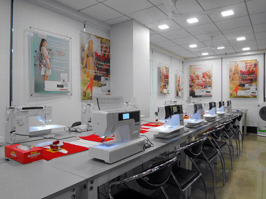 Picture: BERNINA Event 2014 and Quilting Workshops with Keiko Ike  3/59