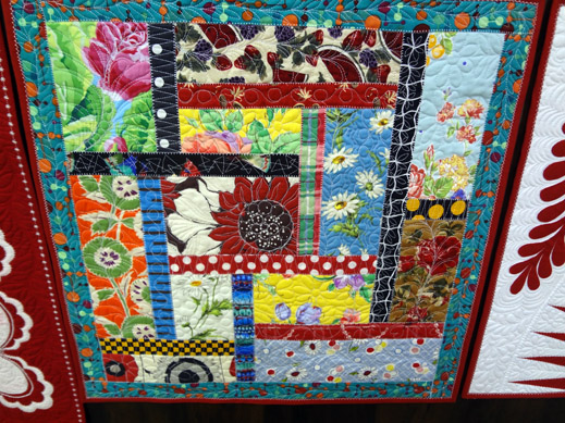 Picture: BERNINA Event 2014 and Quilting Workshops with Keiko Ike  20/59