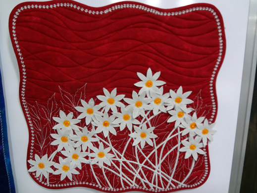 Picture: BERNINA Event 2014 and Quilting Workshops with Keiko Ike  36/59