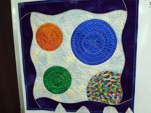 Picture: BERNINA Event 2014 and Quilting Workshops with Keiko Ike  43/59